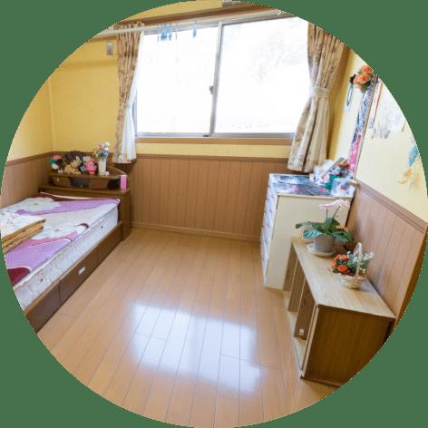 縁寿の園 居室